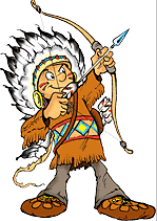 Výsledok vyhľadávania obrázkov pre dopyt indián kreslený